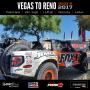 Artwork for #37 - Travis Pastrana, Jolene Van Vugt, Katie Vernola, and top desert racing sponsors at Vegas to Reno