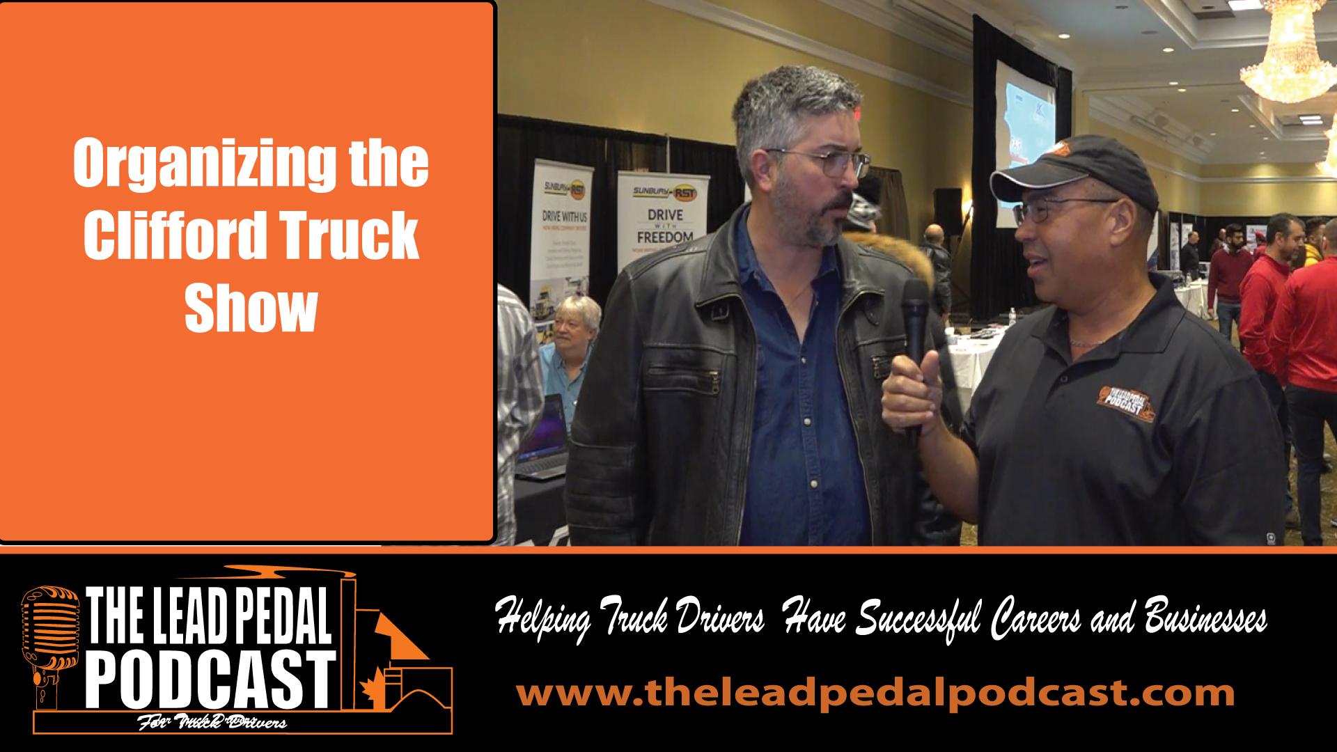 Clifford truck show