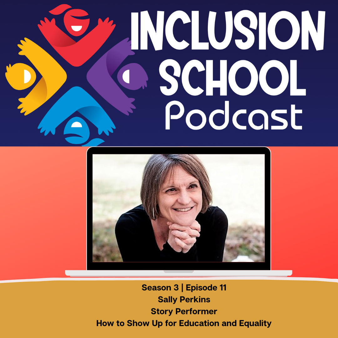 S3 Episode 11 - How to Show Up for Education and Equality