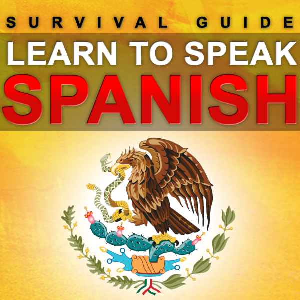 Learn Spanish - Survival Guide show art