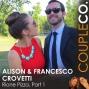 Artwork for Pizza Pie Amore: Alison & Francesco Crovetti of Rione Pizza, Philadelphia, Part 1