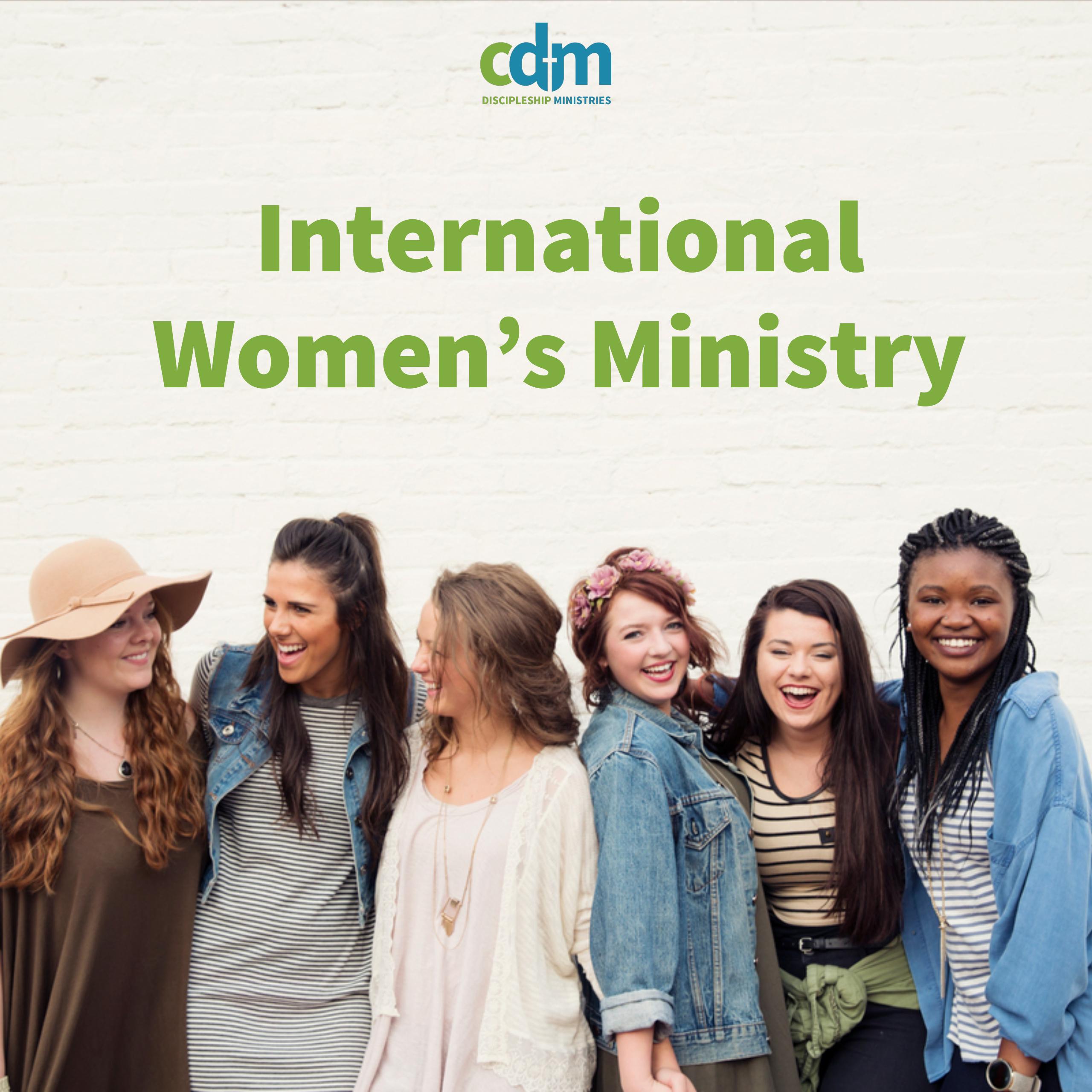 Intl womens ministry