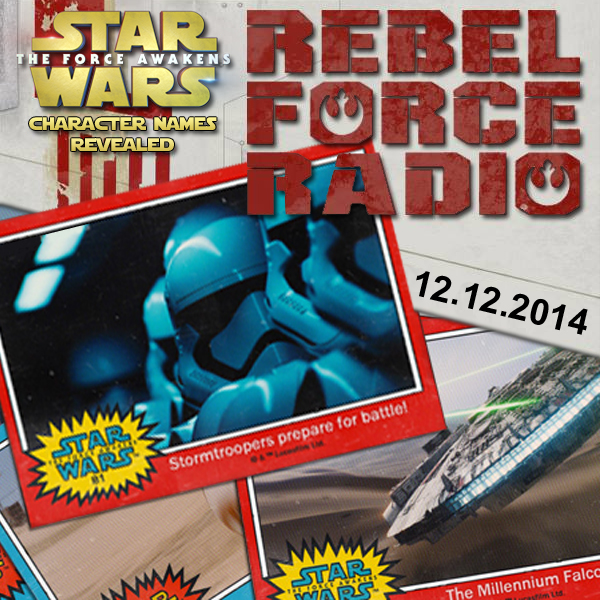 RebelForce Radio: December 12, 2014