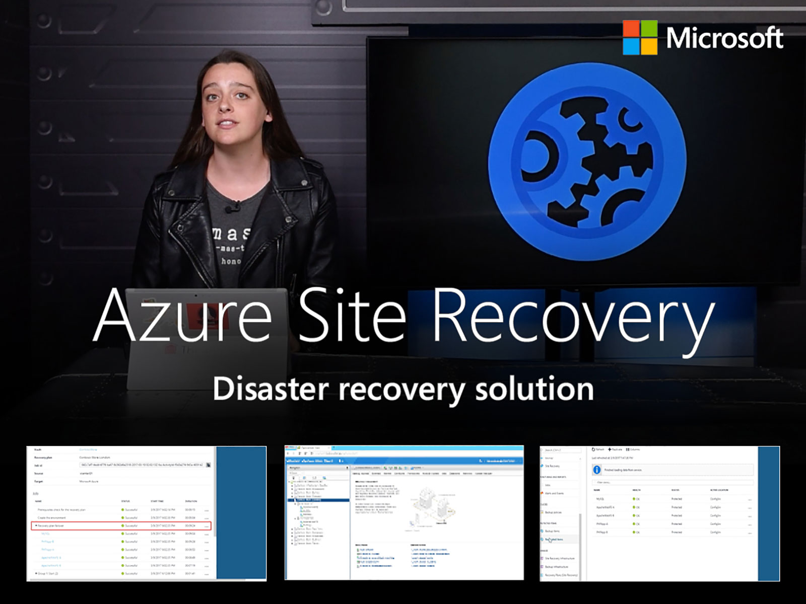 Artwork for Azure Site Recovery