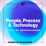 Artwork for People, Process & Technology with UCF's Dr. Jennifer Sumner