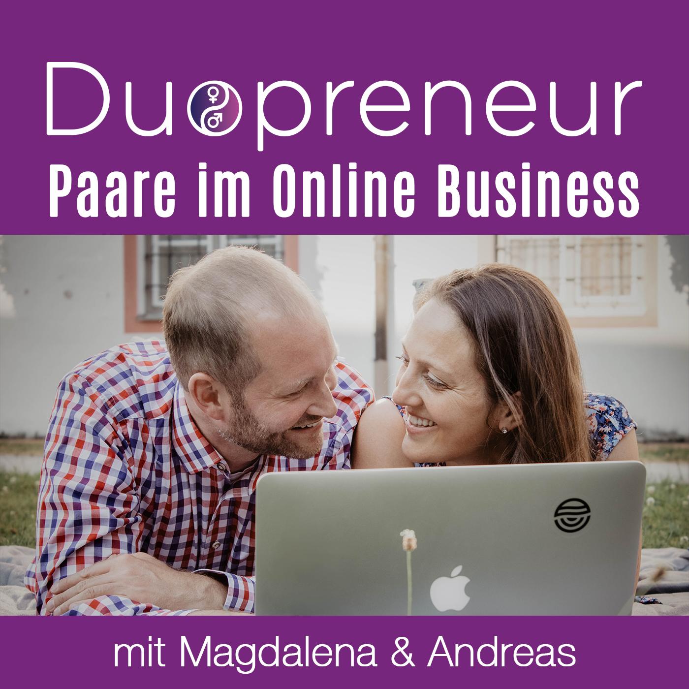 Duopreneur - Paare im Online Business show art