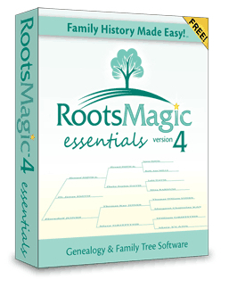 RootsMagicEssentials - The free family history program certified for FamilySearch