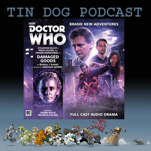 TDP 475: Big Finish Novel Adaptations - Damaged Goods