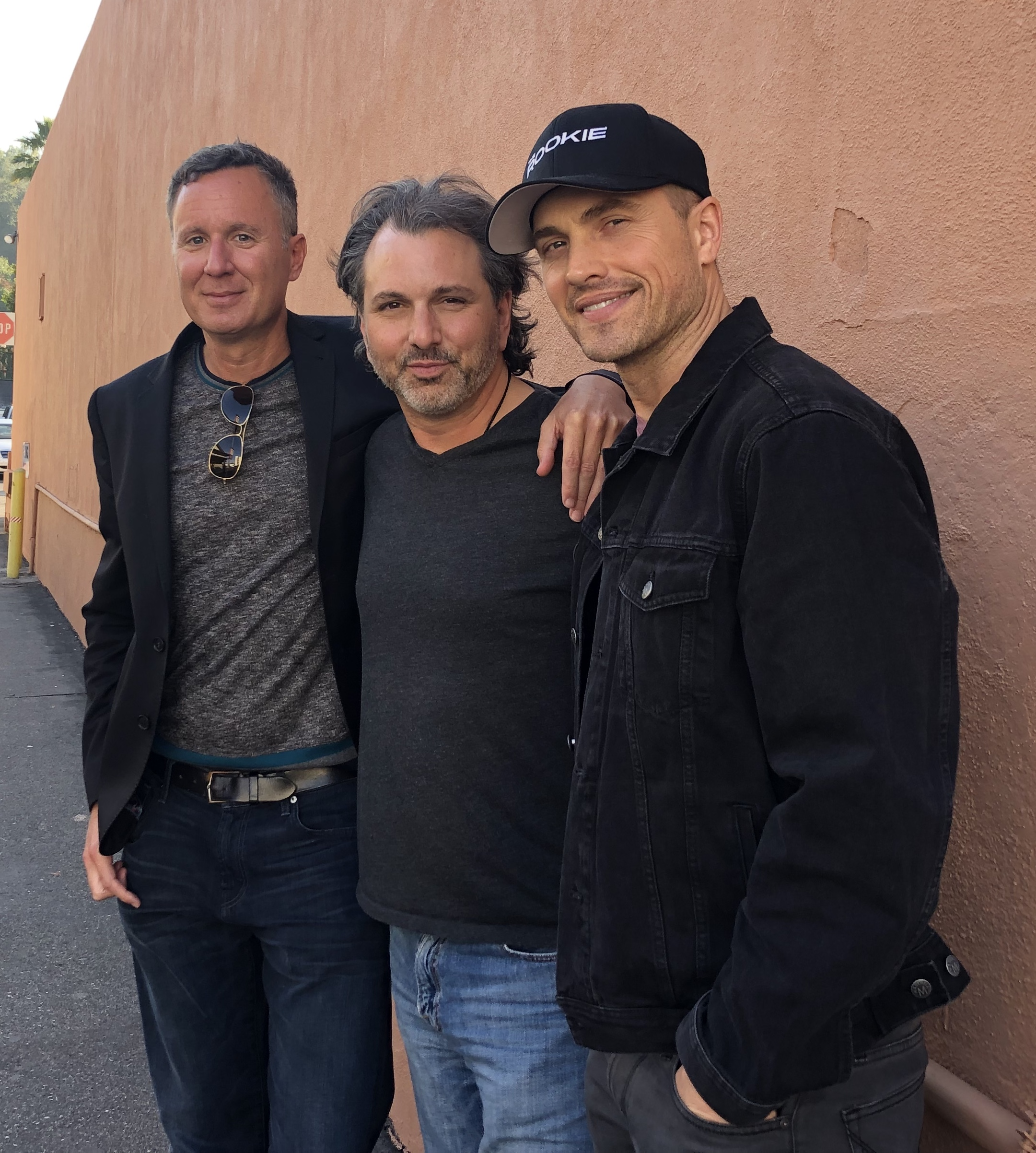 Sourdough with Jon Steinberg and Eric Winter from ABC's The Rookie
