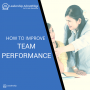 Artwork for LA 034: How to Improve Team Performance