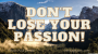 Artwork for Don't Lose Your Passion