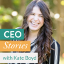 Artwork for CEO Stories 083: Balancing the CEO Role with Client Work