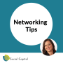 Artwork for 110: Networking tips with your host Lori Highby