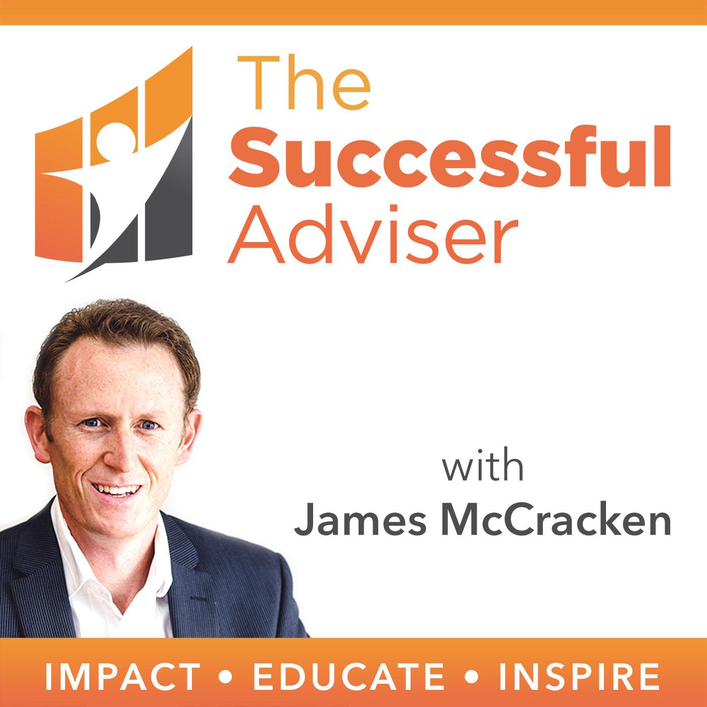 The Successful Adviser by James McCracken show art