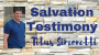 Artwork for Salvation Testimony of Titus Simonetti