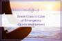 Artwork for 7: Break Glass in Case of Emergency (Quick Meditation)