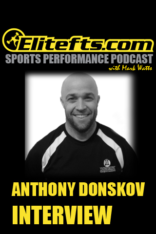 Elitefts SPP: Anthony Donskov