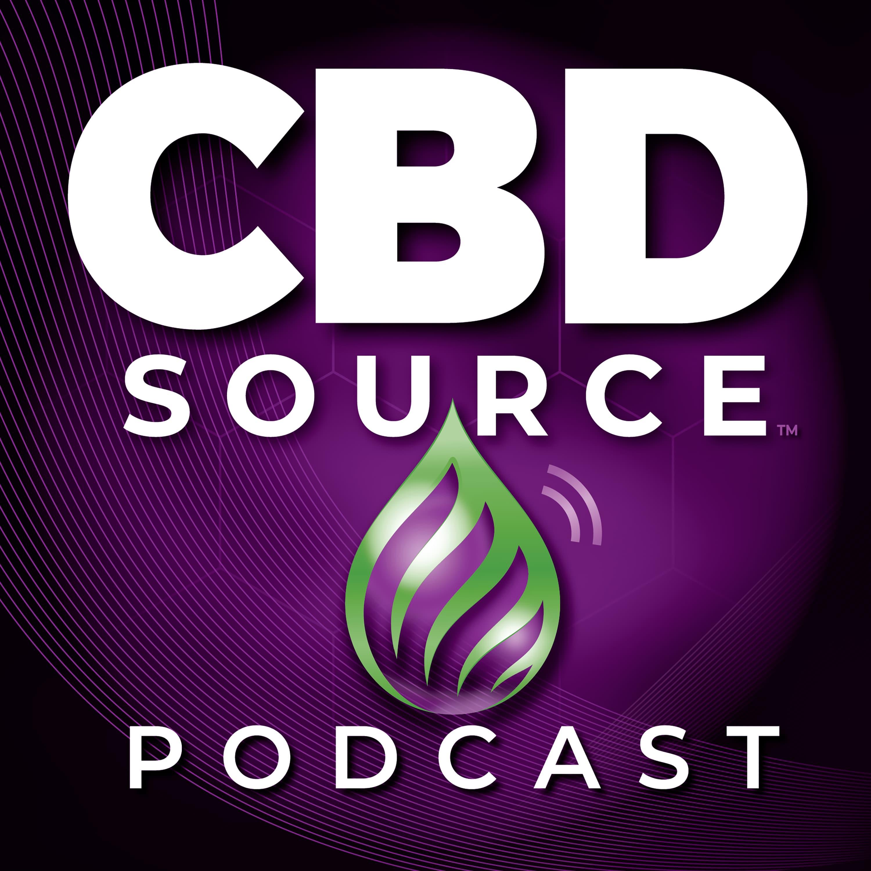 CBD Source Podcast show art
