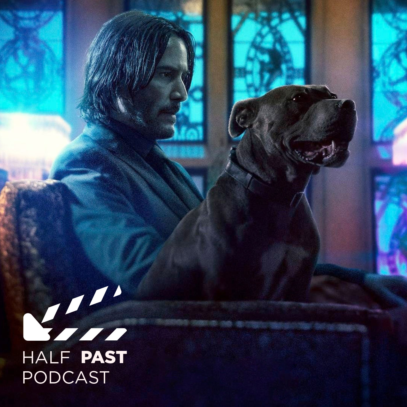 Artwork for H2P080 Movie Review of John Wick Chapter 3: Parabellum