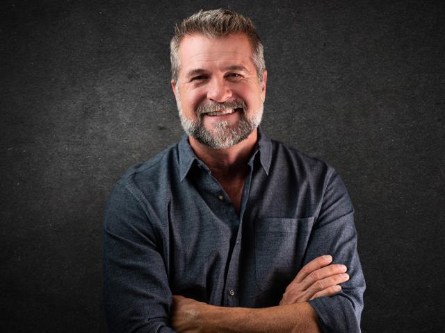 Victor Marx on Broken Catholic Podcast