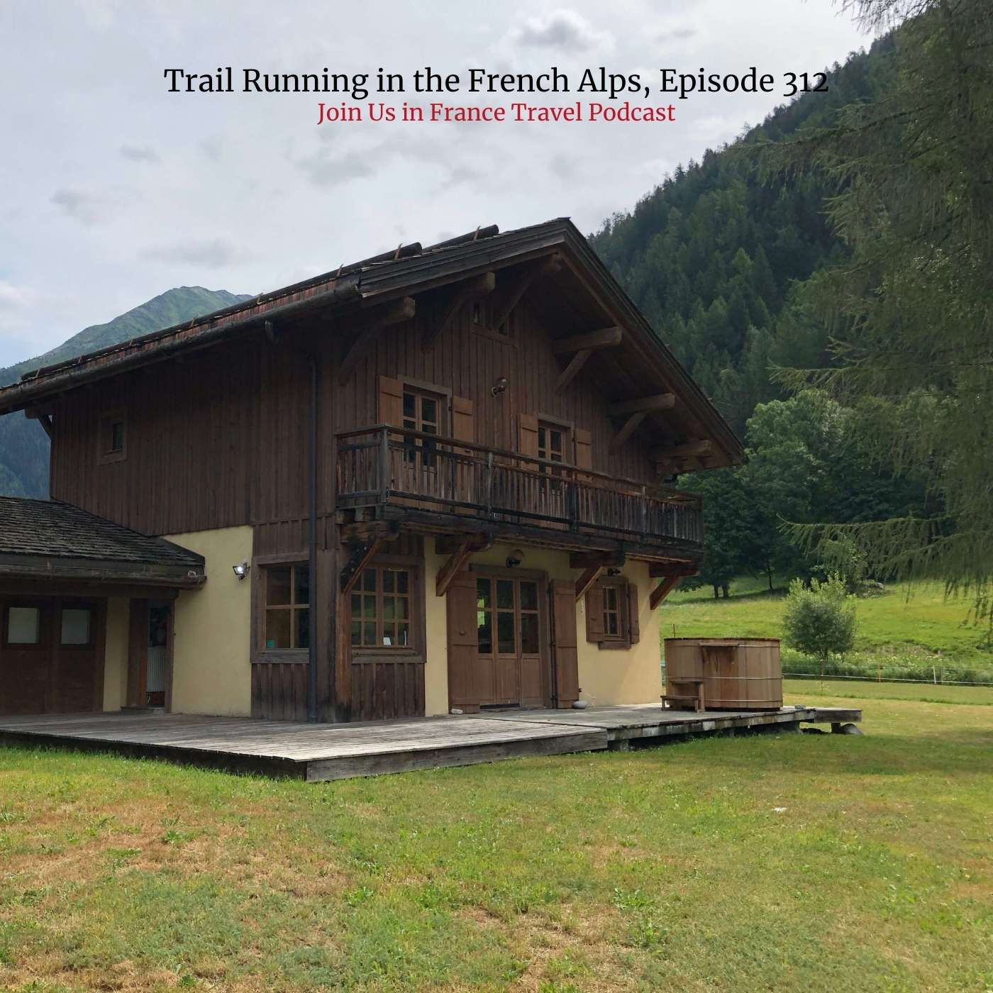 Running a Trail Race in the Alps, Episode 312