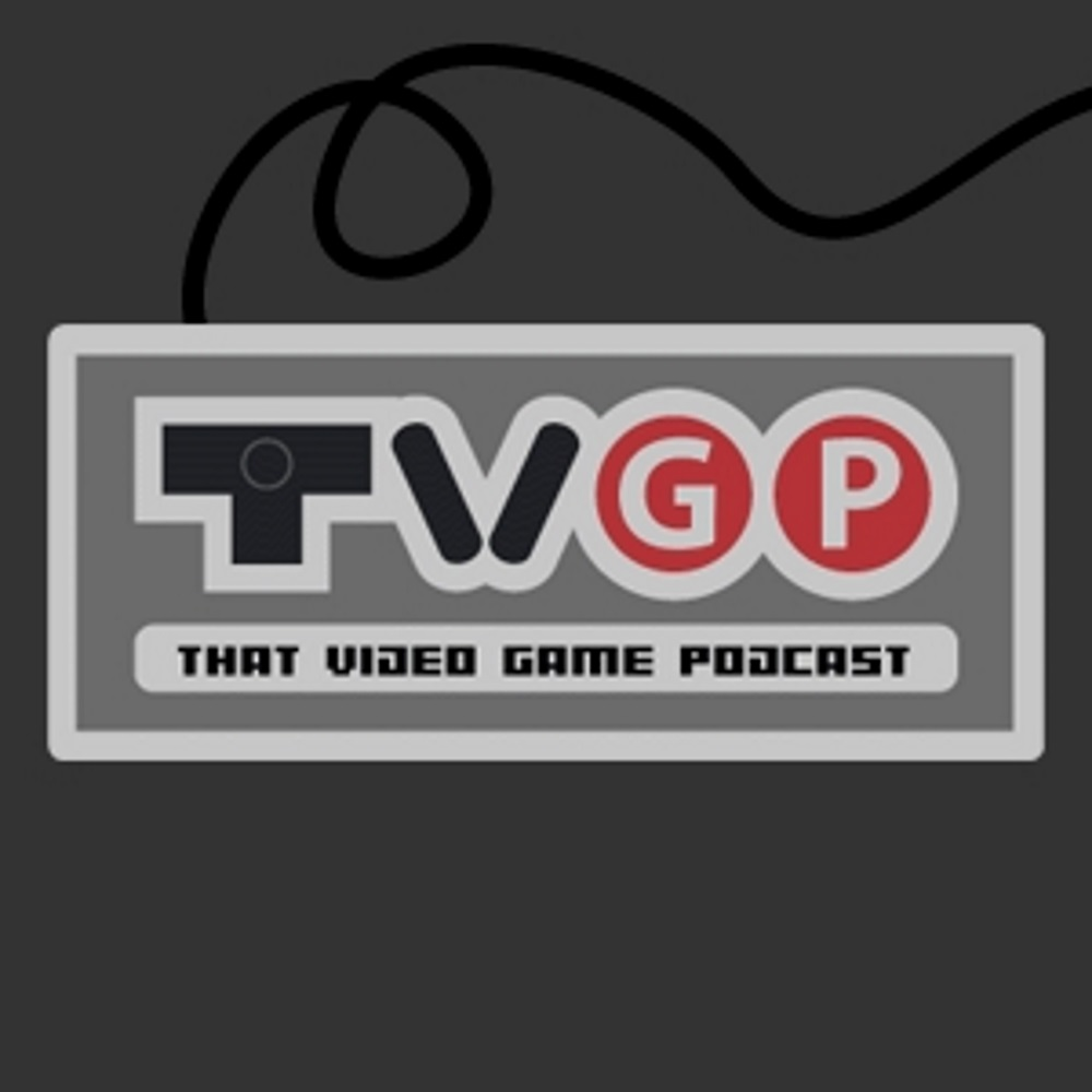 That Video Game Podcast show art
