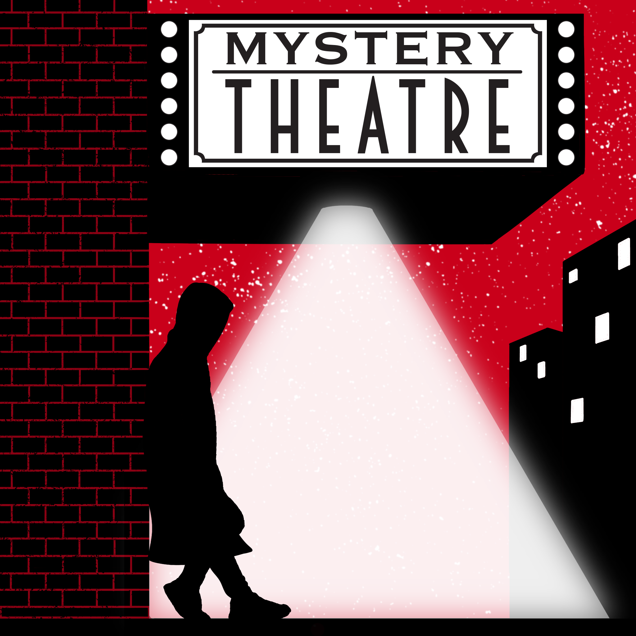 Artwork for Prime Stage Theatre's A Knavish Piece of Mystery Act IV