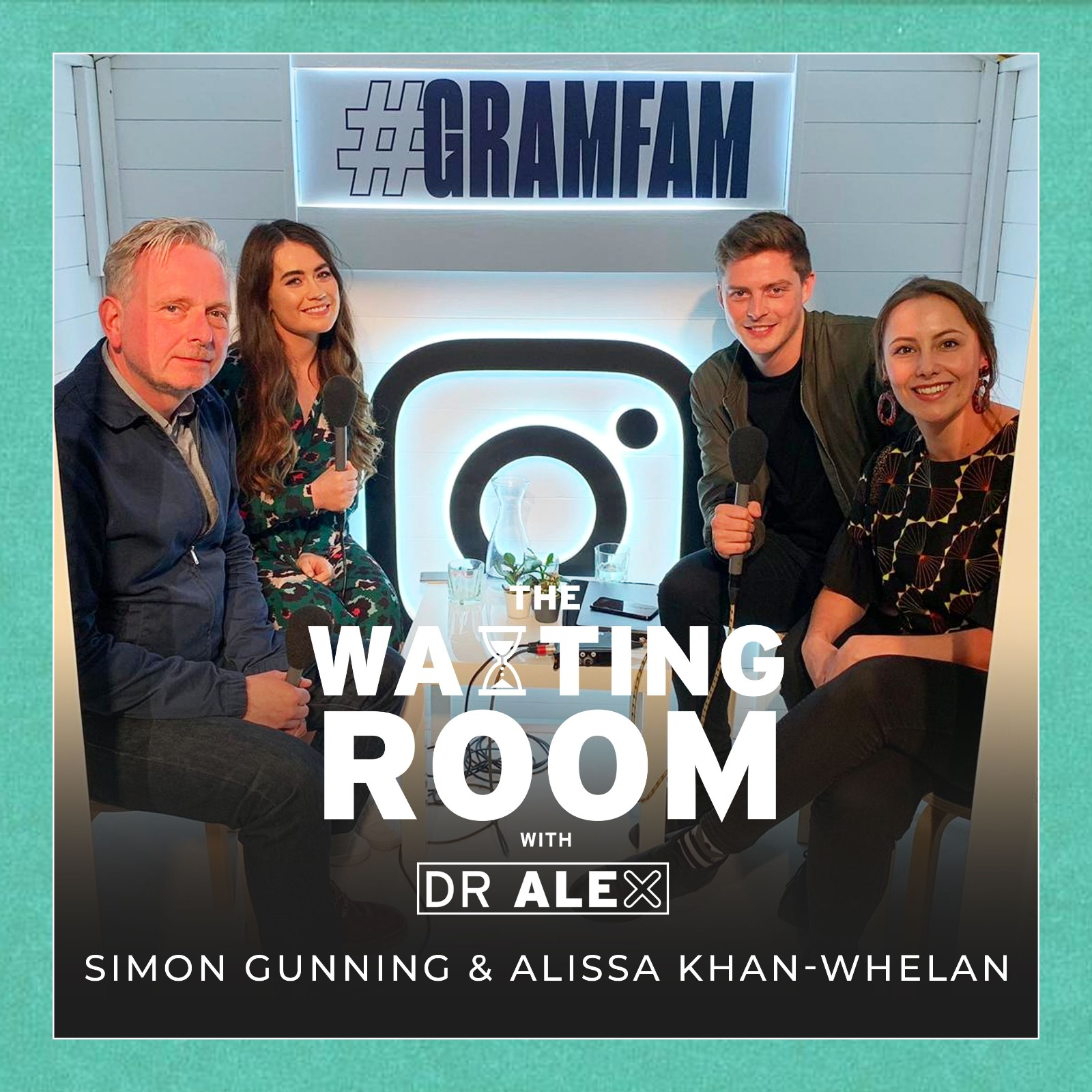 Live at #GramFam (feat. Simon Gunning & Alissa Khan-Whelan)
