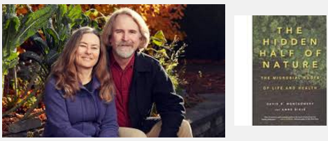 Unraveling The Microbial Universe with Ann Biklé and David Montgomery