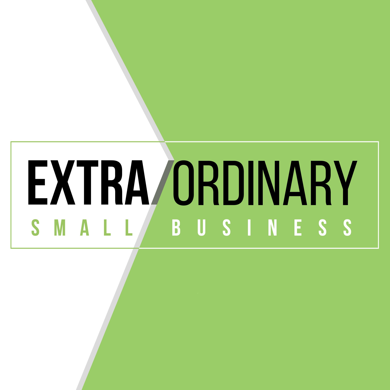 Extra/Ordinary Small Business show art