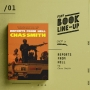 Artwork for REPORTS FROM HELL by Chas Smith - FSFF Book Line-up