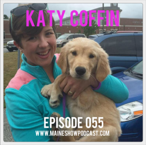Episode 055 - Katy Coffin