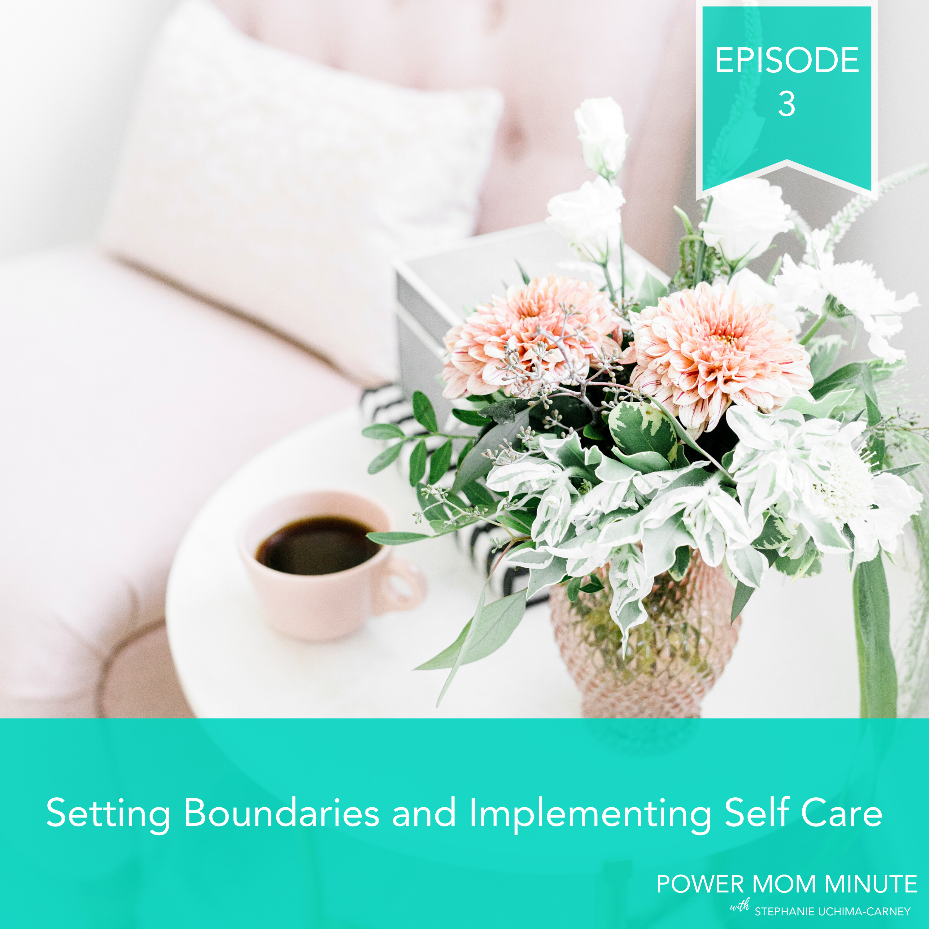 Artwork for 03. Setting Boundaries and Implementing Self Care