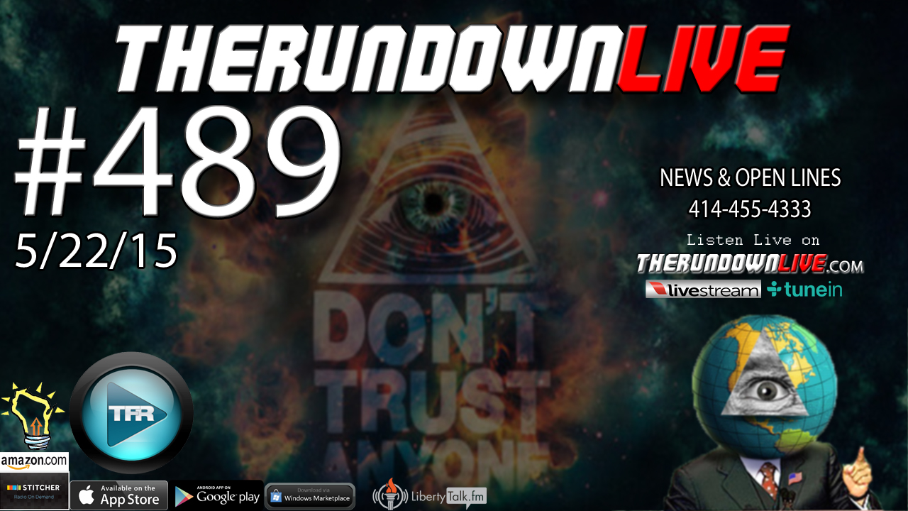 The Rundown Live #489 (Be Yourself)