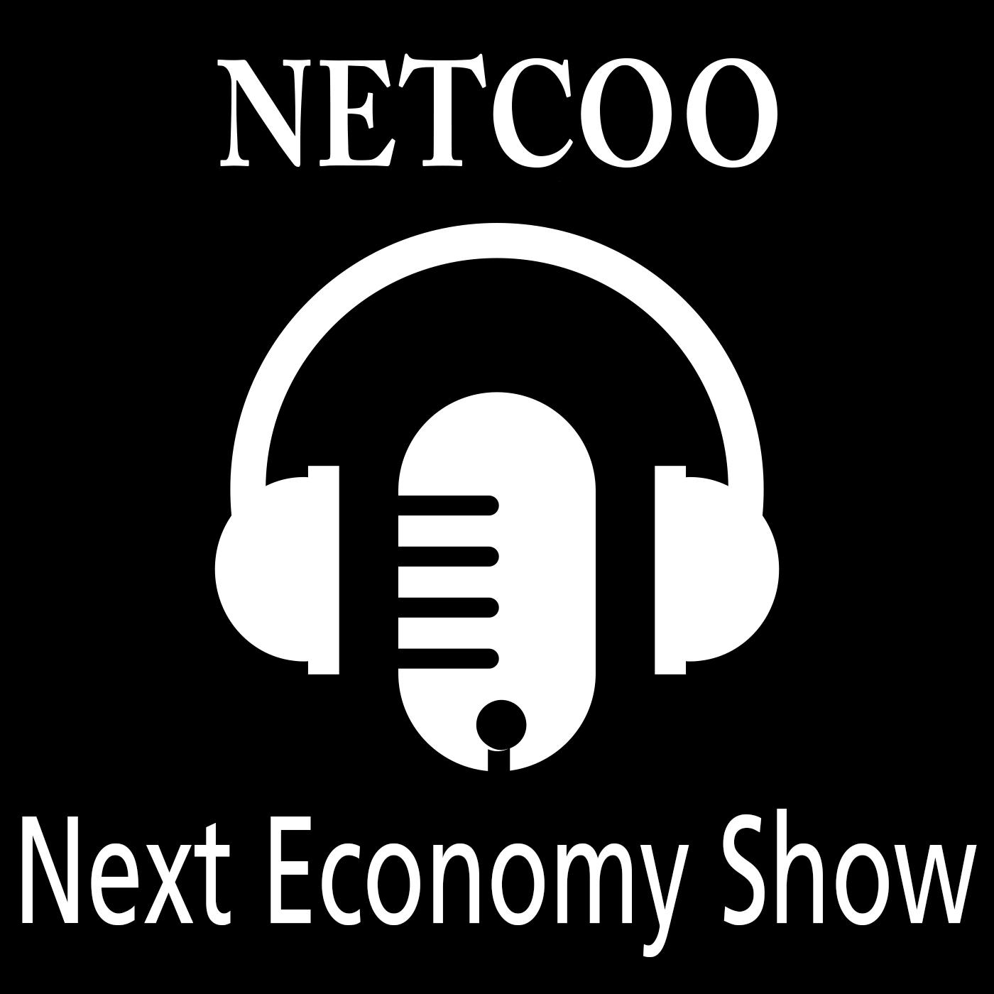 Netcoo Next Economy Show show art