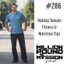 Artwork for 286: Holiday Season Fitness & Nutrition Tips