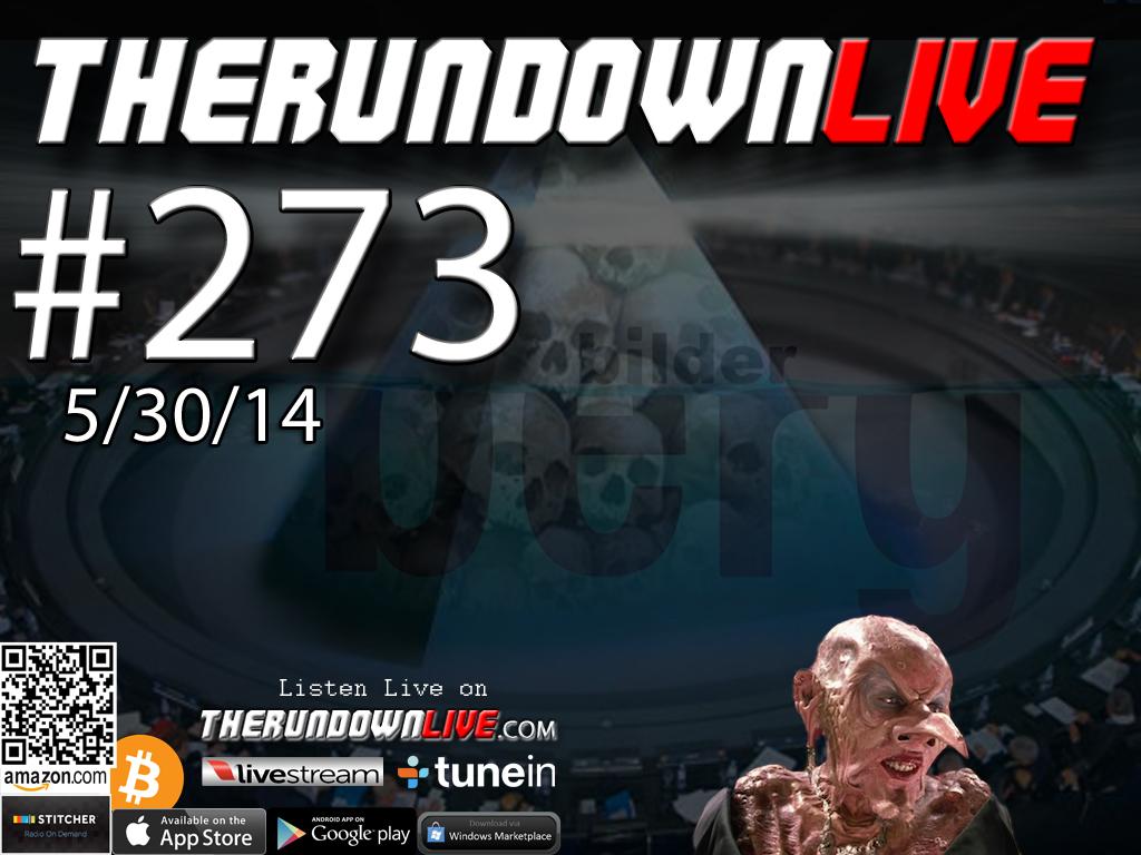 The Rundown Live #273 Open Lines (Bilderberg,Cops,Language)