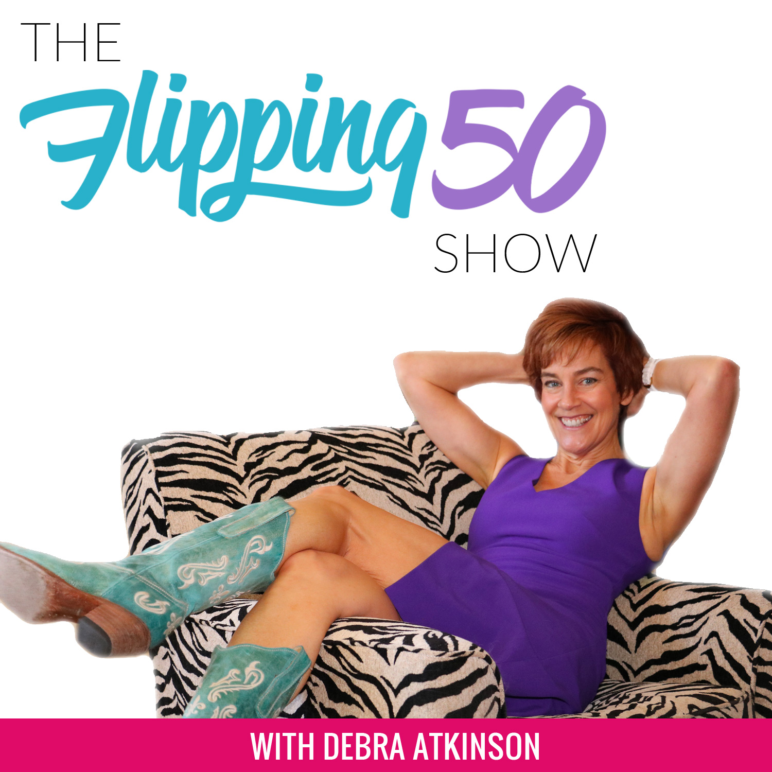 20 Questions About Flipping 50 and Me show art