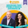 Artwork for EP101 - Shimrit Nativ on breaking free from stress and overwhelm