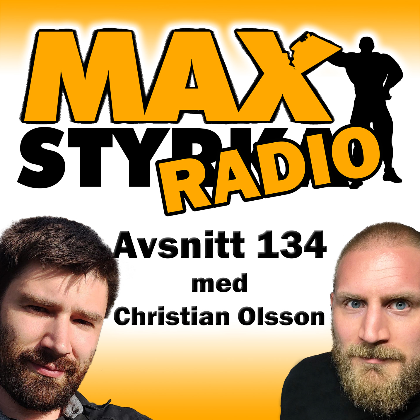 Avsnitt 134 - Christian Olsson show art