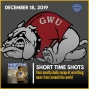 Artwork for Short Time Shots: Runnin' down a win (12-18-19)