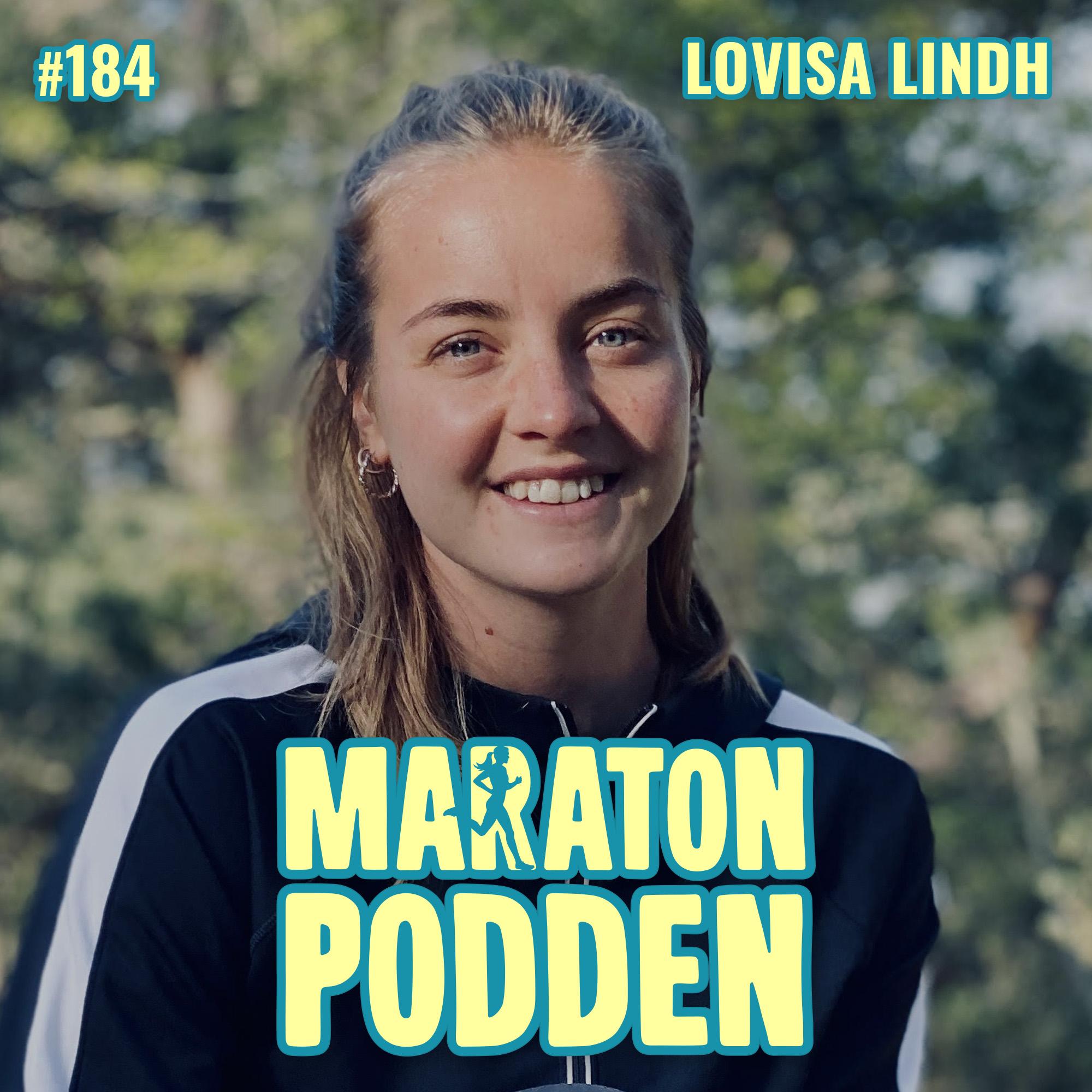 #184: Lovisa Lindh, snabbaste damen i Norden på 800 meter