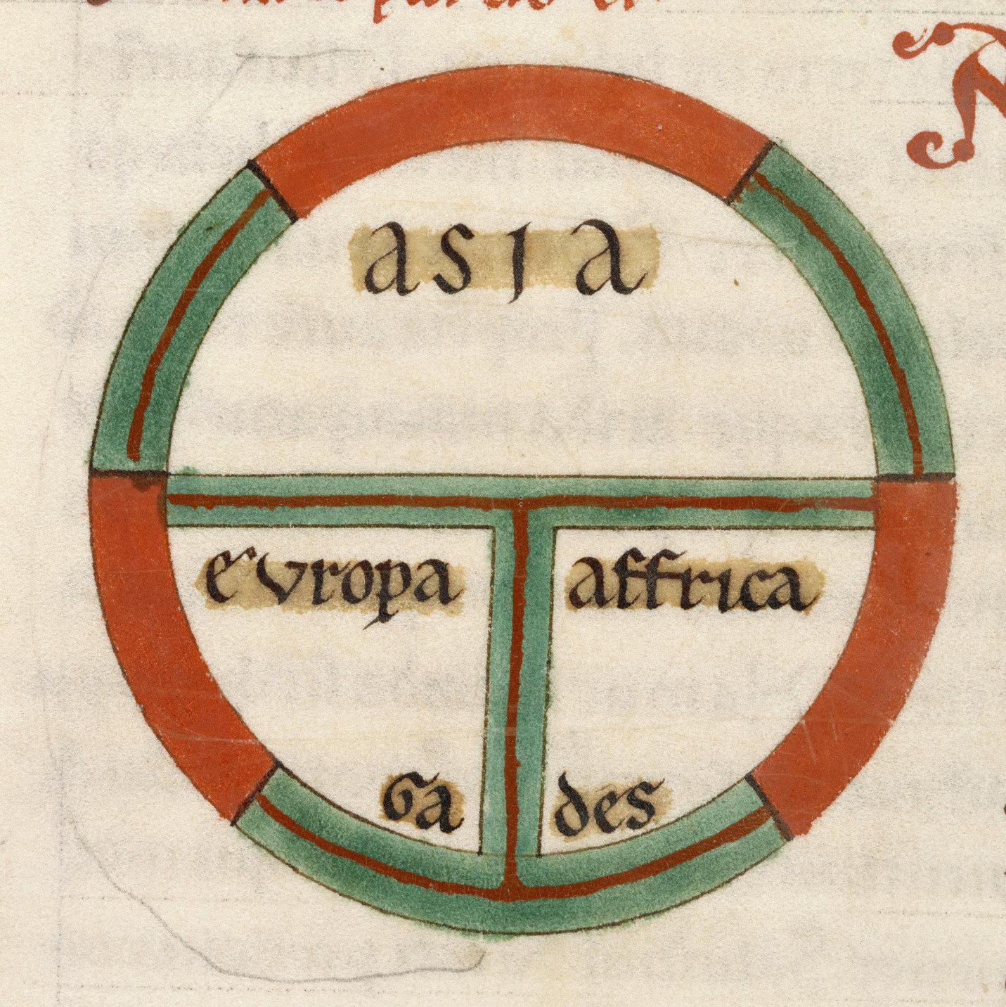 Nine medieval poems