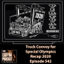 Artwork for LP542 The Truck Convoy for Special Olympics Takes Convoy Virtual