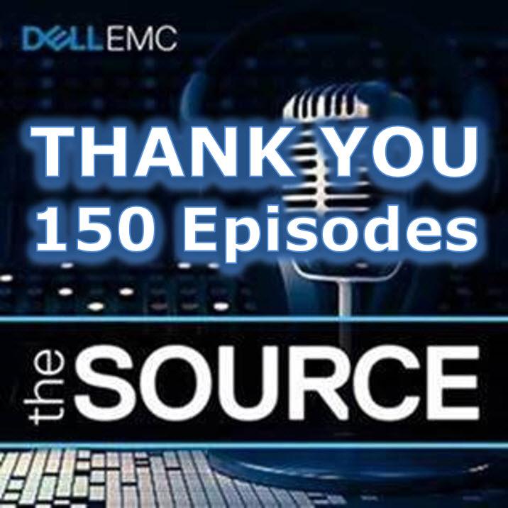 Dell EMC The Source show art