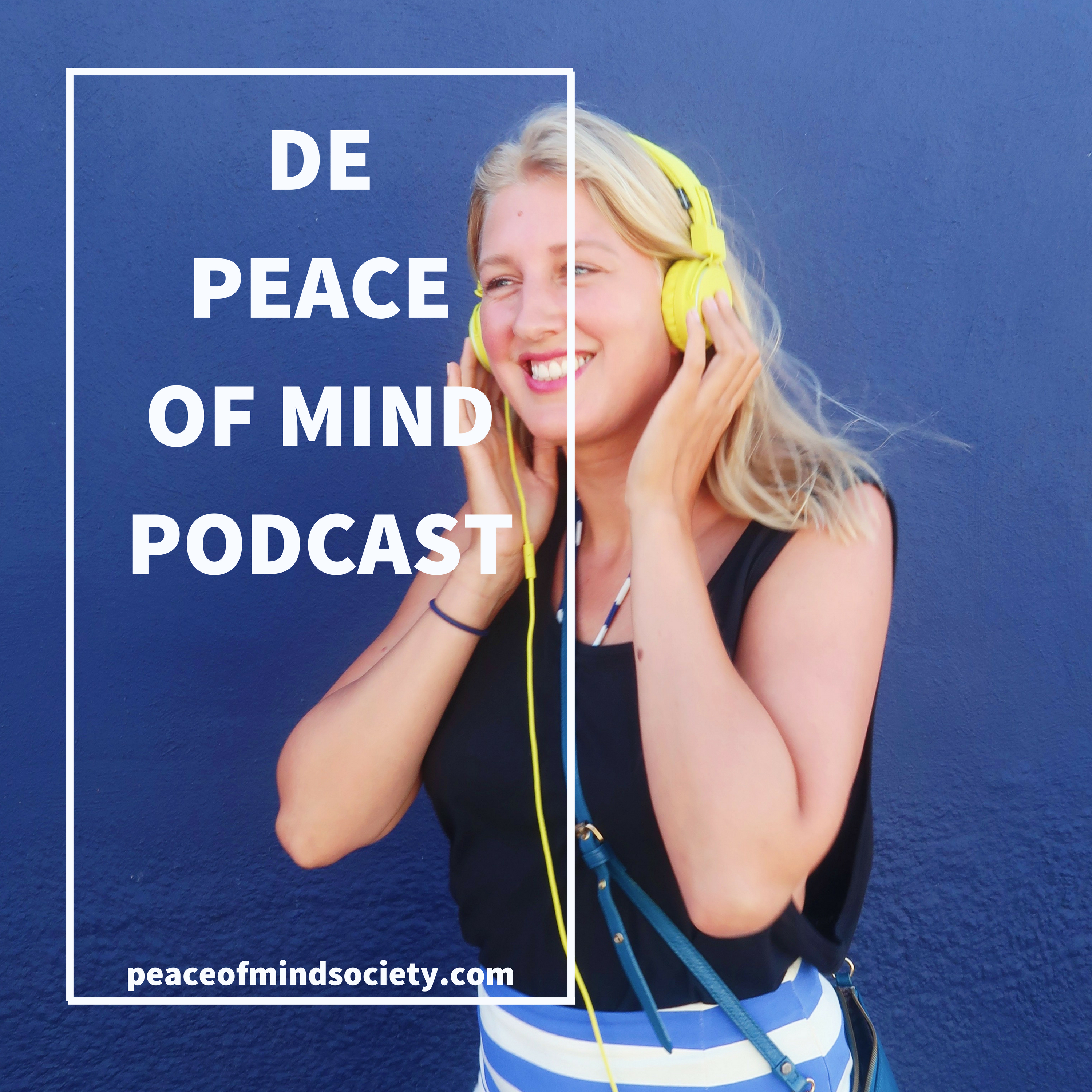 Peace of Mind Podcast logo