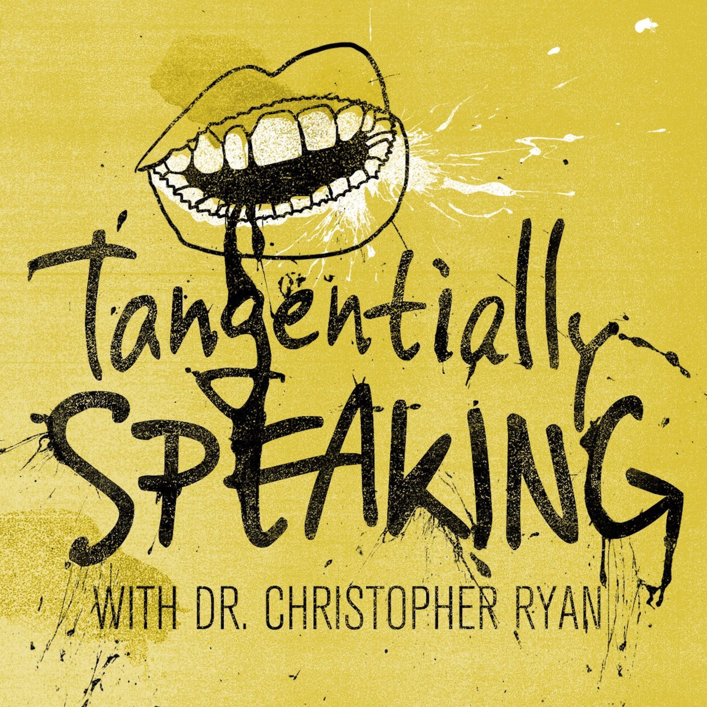 Tangentially Speaking with Christopher Ryan