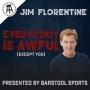 Artwork for Jim Florentine interviews Robert Kelly