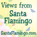Earth Day at Santa Flamingo - letterboxing!