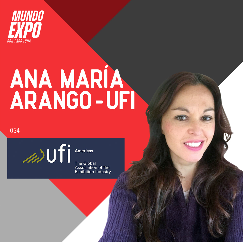 Artwork for E054  Ana María Arango - UFI